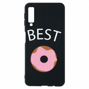 Etui na Samsung A7 2018 Best donut