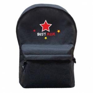 Plecak z przednią kieszenią Best Mom