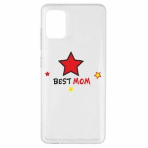 Etui na Samsung A51 Best Mom