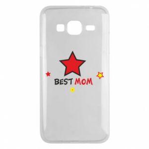 Etui na Samsung J3 2016 Best Mom