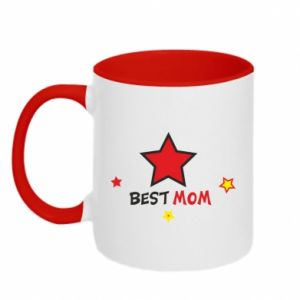 Kubek dwukolorowy Best Mom