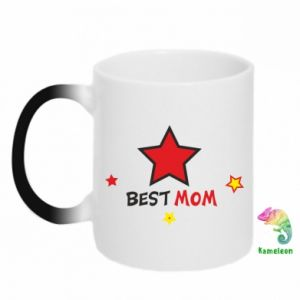 Chameleon mugs Best Mom