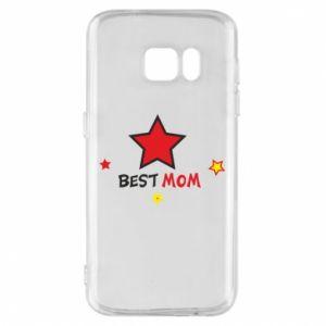 Etui na Samsung S7 Best Mom