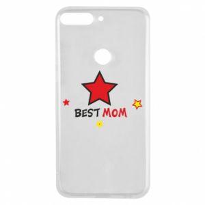 Etui na Huawei Y7 Prime 2018 Best Mom