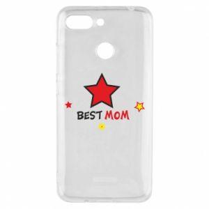 Etui na Xiaomi Redmi 6 Best Mom