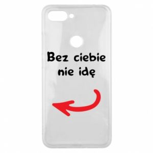 Phone case for Xiaomi Mi8 Lite I'm not going without you, to friends