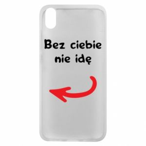Phone case for Xiaomi Redmi 7A I'm not going without you, to friends