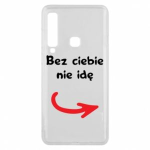 Phone case for Samsung A9 2018 I'm not going without you - PrintSalon