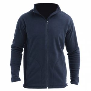 Mens fleece jacket Without print