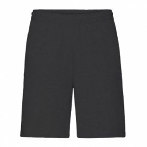 Men's shorts Without print