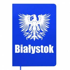 Męska koszulka V-neck Białystok - PrintSalon