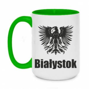 Two-toned mug 450ml Bialystok