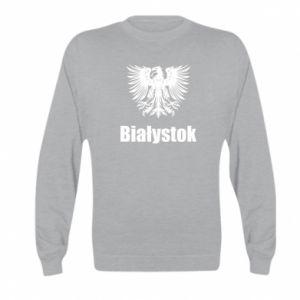 Męska koszulka Białystok - PrintSalon