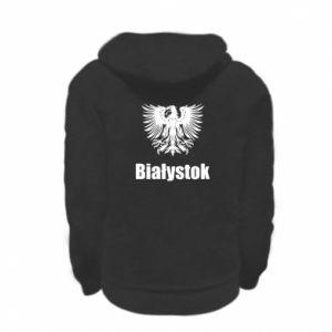 Bluza na zamek dziecięca Białystok