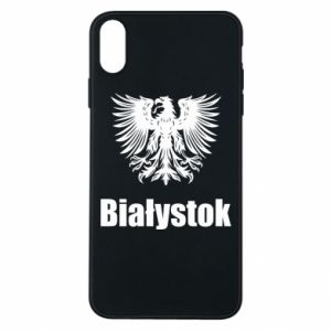 Phone case for iPhone Xs Max Bialystok