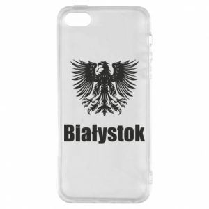 Phone case for iPhone 5/5S/SE Bialystok