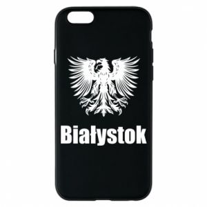 Phone case for iPhone 6/6S Bialystok