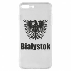Phone case for iPhone 7 Plus Bialystok
