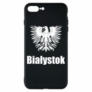Phone case for iPhone 8 Plus Bialystok