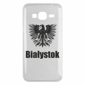 Phone case for Samsung J3 2016 Bialystok
