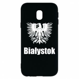 Phone case for Samsung J3 2017 Bialystok