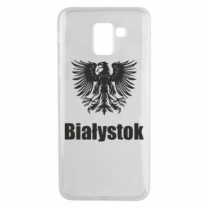 Phone case for Samsung J6 Bialystok