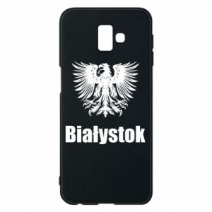 Phone case for Samsung J6 Plus 2018 Bialystok