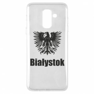 Phone case for Samsung A6+ 2018 Bialystok