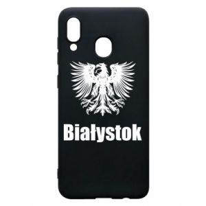 Phone case for Samsung A20 Bialystok