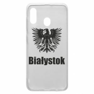 Phone case for Samsung A30 Bialystok
