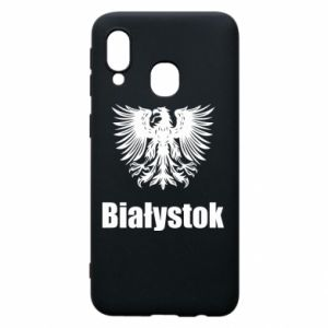 Phone case for Samsung A40 Bialystok