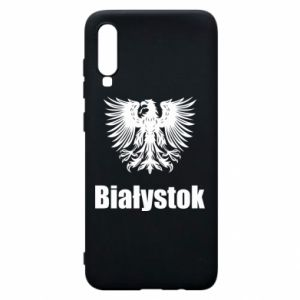 Phone case for Samsung A70 Bialystok
