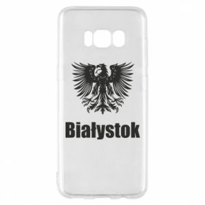 Phone case for Samsung S8 Bialystok