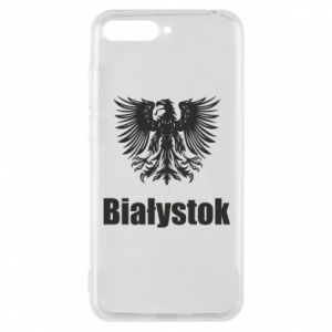Phone case for Huawei Y6 2018 Bialystok