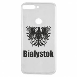 Phone case for Huawei Y7 Prime 2018 Bialystok