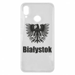 Phone case for Huawei P Smart Plus Bialystok
