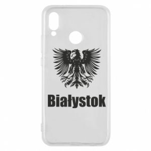 Phone case for Huawei P20 Lite Bialystok