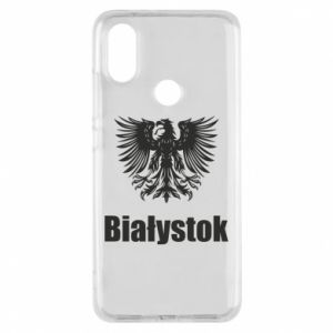 Phone case for Xiaomi Mi A2 Bialystok