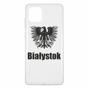 Etui na Samsung Note 10 Lite Białystok