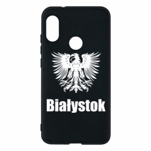 Phone case for Mi A2 Lite Bialystok