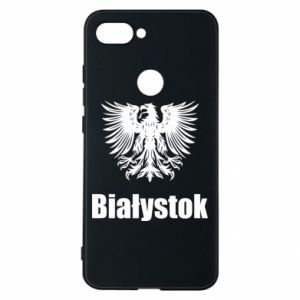 Phone case for Xiaomi Mi8 Lite Bialystok