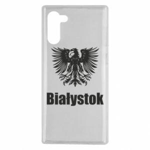 Etui na Samsung Note 10 Białystok