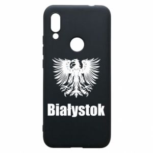 Phone case for Xiaomi Redmi 7 Bialystok