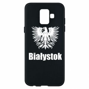 Phone case for Samsung A6 2018 Bialystok
