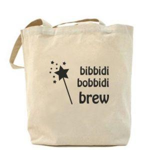 Torba Bibbidi, bobbidi, brew
