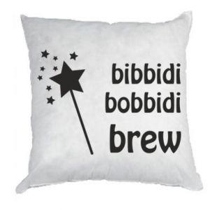 Poduszka Bibbidi, bobbidi, brew