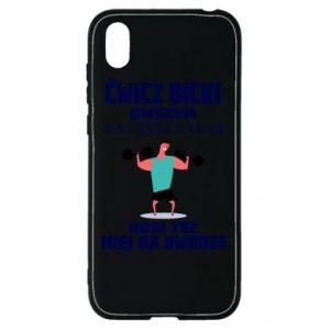 Etui na Huawei Y5 2019 Bicki i Nogi