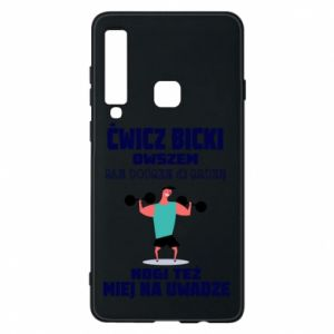 Phone case for Samsung A9 2018 Biceps and legs