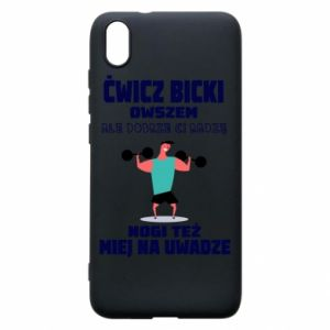 Phone case for Xiaomi Redmi 7A Biceps and legs