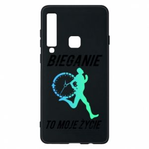Phone case for Samsung A9 2018 Running is my life